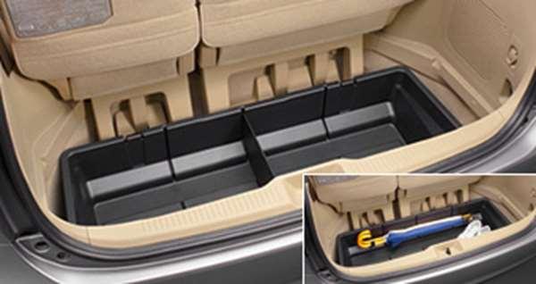 『エスティマ』 純正 GSR50W GSR55W ACR50W A ラゲージパーテーションケース パーツ トヨタ純正部品 estima オプション アクセサリー 用品