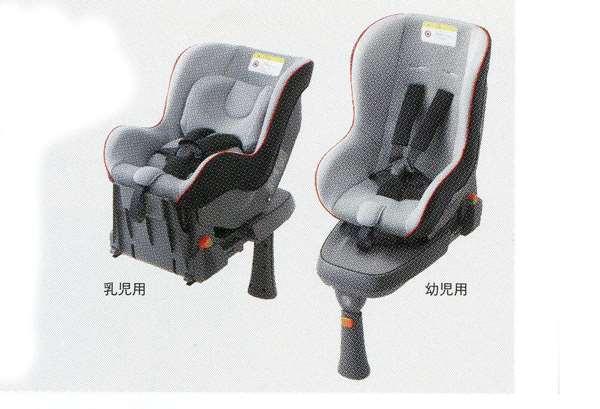 【アコードハイブリッド】純正 CR6 ISO FIXチャイルドシート Honda ISOFIX Neo パーツ ホンダ純正部品 accord オプション アクセサリー 用品