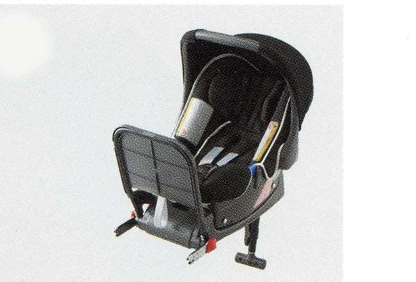 Baby ISO パーツ accord 用品 CR6 オプション 【アコードハイブリッド】純正 アクセサリー ホンダ純正部品 Honda FIXチャイルドシート ISOFIX