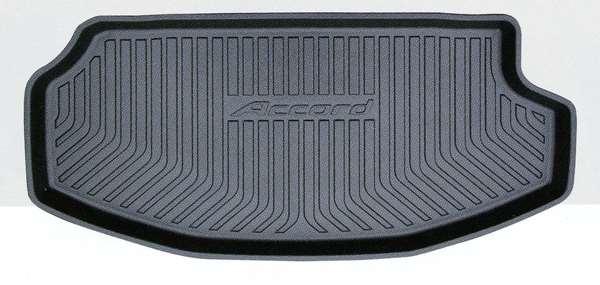 『アコードハイブリッド』 純正 CR6 トランクトレイ 縁高防水タイプ 縁高約6cm パーツ ホンダ純正部品 ラゲージトレイ ラゲッジトレイ 荷室トレイ accord オプション アクセサリー 用品