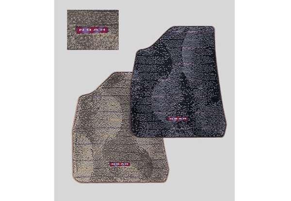 『ノア』 純正 AZR60 AZR65 フロアマット デラックスタイプ パーツ トヨタ純正部品 フロアカーペット カーマット カーペットマット noa オプション アクセサリー 用品