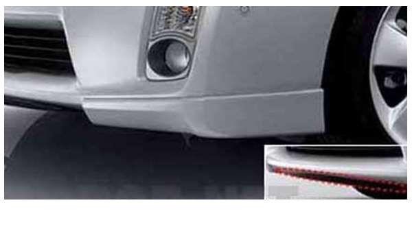 『プリウス』 純正 ZVW30 フロントスポイラー パーツ トヨタ純正部品 prius オプション アクセサリー 用品