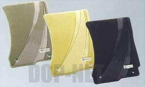 CLクラス ハンドメイドベロアマットのLHD用 ベンツ純正部品 CLクラス パーツ c216 パーツ 純正 ベンツ ベンツ純正 ベンツ 部品 オプション マット 送料無料