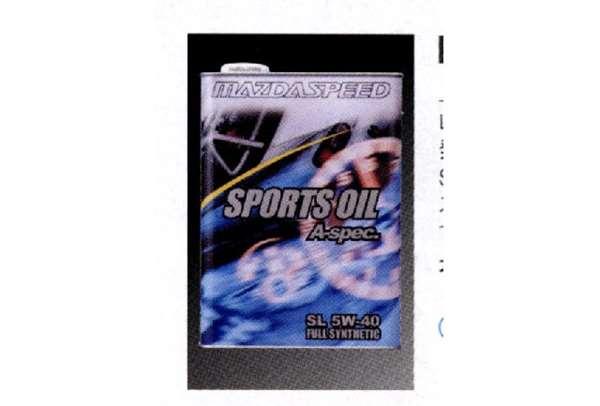 『アクセラ』 純正 BL5FW BLEFW BLEAW マツダスピードスポーツオイルA-スペック パーツ マツダ純正部品 axela オプション アクセサリー 用品