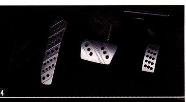 『アクセラ』 純正 BL5FW BLEFW BLEAW アルミアクセルペダル パーツ マツダ純正部品 axela オプション アクセサリー 用品