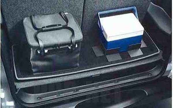 『キックス』 純正 H59A ラゲッジシステム『トレイセット』(ラゲッジトレイ+パーティション+防水バッグ) パーツ 日産純正部品 荷室 トレー ラゲージ kix オプション アクセサリー 用品