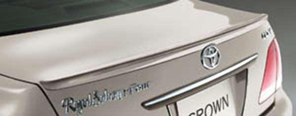『クラウンロイヤル』 純正 GRS180 リヤスポイラー パーツ トヨタ純正部品 crown オプション アクセサリー 用品