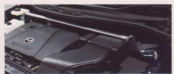 『プレマシー』 純正 CREW CR3W フロントストラットバー パーツ マツダ純正部品 PREMACY オプション アクセサリー 用品