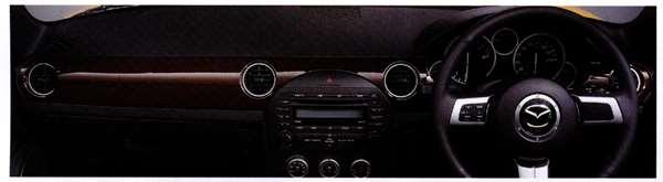 『ロードスター』 純正 NCEC デコレーションパネル(ウッド調) パーツ マツダ純正部品 Roadster オプション アクセサリー 用品