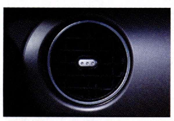 『ロードスター』 純正 NCEC エアベントベーゼル(アルミ調) パーツ マツダ純正部品 Roadster オプション アクセサリー 用品