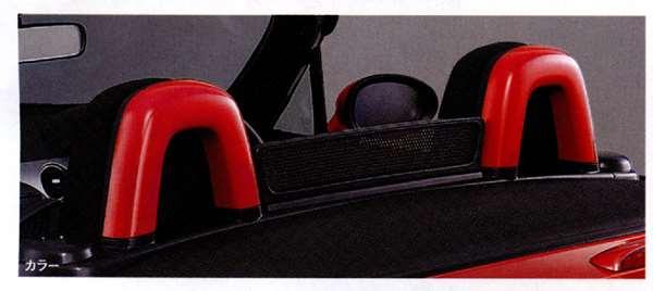 『ロードスター』 純正 NCEC シートバックバーベゼル パーツ マツダ純正部品 Roadster オプション アクセサリー 用品