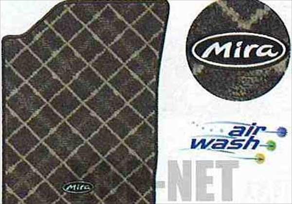『ミラ』 純正 S321G S331G カーペットマット(タータンチェック)2WD用 パーツ ダイハツ純正部品 フロアカーペット カーマット カーペットマット mira オプション アクセサリー 用品