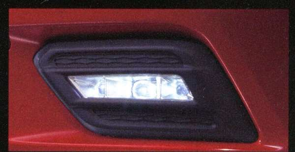 纯正的T32 LED雾灯 ※LED雾灯在的零件日产正牌的零部件雾灯补助灯雾灯X-TRAIL选项配饰用品