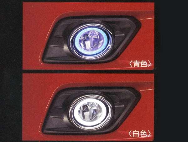 『エクストレイル』 純正 T32 リングイルミフォグ ※フォグランプ付・アラウンドビューモニター付車用 パーツ 日産純正部品 フォグライト 補助灯 霧灯 X-TRAIL オプション アクセサリー 用品