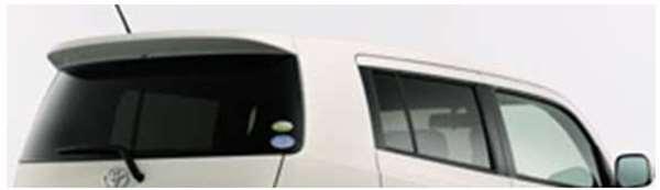 『bB』 純正 QNC20 QNC25 QNC2 IR(赤外線)カットフィルム(リヤサイド・バックガラス パーツ トヨタ純正部品 日除け カーフィルム オプション アクセサリー 用品