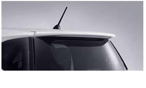 『IQ』 純正 KGJ10 リヤスポイラー パーツ トヨタ純正部品 ルーフスポイラー リアスポイラー オプション アクセサリー 用品