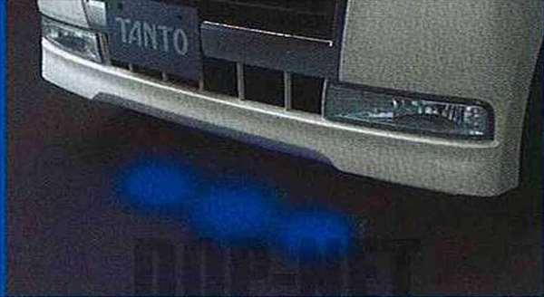 『タント』 純正 L375S L385S グランドイルミネーション パーツ ダイハツ純正部品 tanto オプション アクセサリー 用品