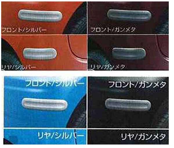 『タント』 純正 L375S L385S バンパープロテクションラバーモール パーツ ダイハツ純正部品 tanto オプション アクセサリー 用品