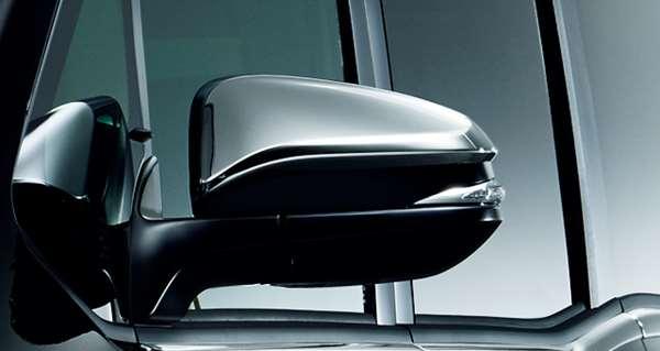 【ノア】純正 ZWR80W ZWR80G ZRR80W ZRR80G ZRR85W ZRR85G メッキドアミラーカバー パーツ トヨタ純正部品 サイドミラーカバー カスタム オプション アクセサリー 用品