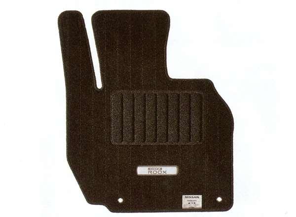 『デイズ ルークス』 純正 B21A フロアカーペット(スタンダード) DSR10 パーツ 日産純正部品 カーペットマット フロアマット カーペットマット DAYZROOX オプション アクセサリー 用品
