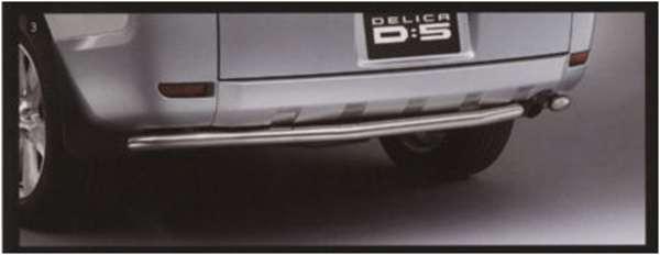 『デリカD:5』 純正 CV4W CV5W リヤガードアンダーバー パーツ 三菱純正部品 DELICA オプション アクセサリー 用品