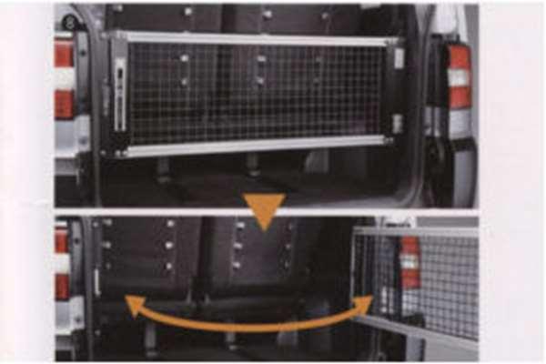 『デリカD:5』 純正 CV4W CV5W リヤゲートパーティションラック パーツ 三菱純正部品 DELICA オプション アクセサリー 用品