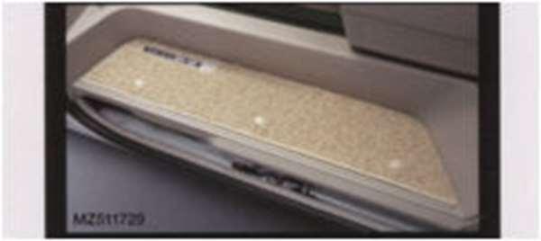 『デリカD:5』 純正 CV4W CV5W ステップマット ベージュ内装車 パーツ 三菱純正部品 汚れから保護 DELICA オプション アクセサリー 用品