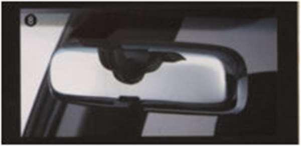 『デリカD:5』 純正 CV4W CV5W メッキルームミラーカバー パーツ 三菱純正部品 DELICA オプション アクセサリー 用品