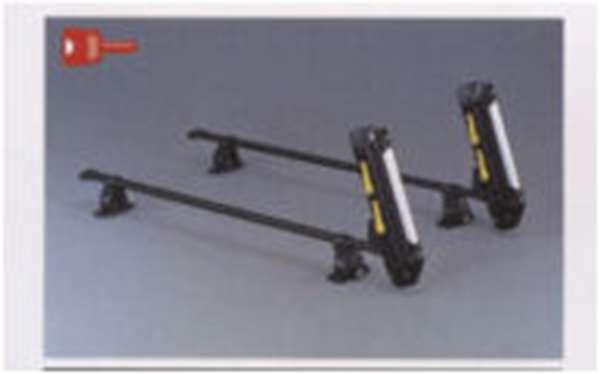 『デリカD:5』 純正 CV4W CV5W BIG DAY スキー&スノーボードアタッチメント(斜積みロング) パーツ 三菱純正部品 キャリア別売りキャリア別売り DELICA オプション アクセサリー 用品