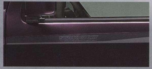 『エブリイ』 純正 DA64W ボディグラフィック スズキスポーツ パーツ スズキ純正部品 ステッカー シール ワンポイント every オプション アクセサリー 用品