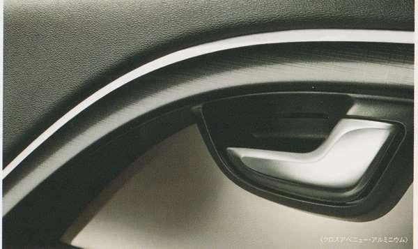V70 XC70 S80 パーツ ドアパネル クロスアベニュー・アルミニウム ボルボ純正部品 BB6304TW BB6304TXC AB6304T オプション アクセサリー 用品 純正 パネル 送料無料