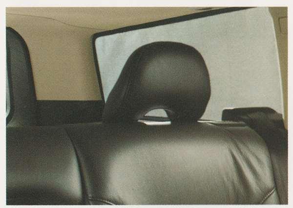 V70 XC70 S80 パーツ サンシェード リアドア用(V70/XC70用) ボルボ純正部品 BB6304TW BB6304TXC AB6304T オプション アクセサリー 用品 純正