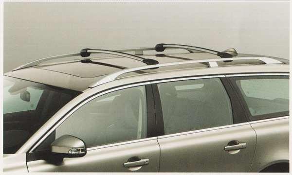 V70 XC70 S80 パーツ ロードキャリア ウイングタイプ ルーフレール装備車用 ボルボ純正部品 BB6304TW BB6304TXC AB6304T オプション アクセサリー 用品 純正