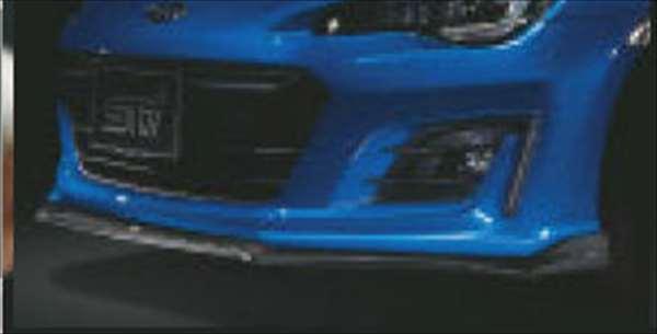 『BRZ』 純正 ZC6 STI フロントアンダースポイラー パーツ スバル純正部品 フロントスポイラー カスタム エアロパーツ オプション アクセサリー 用品