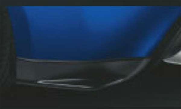 『BRZ』 純正 ZC6 STI リヤサイドアンダースポイラー パーツ スバル純正部品 サイドスポイラー カスタム エアロパーツ オプション アクセサリー 用品