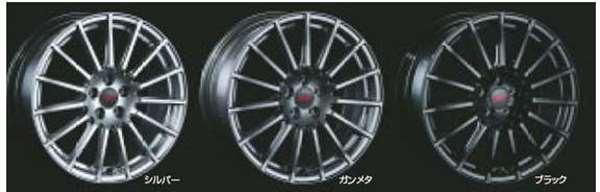 『BRZ』 純正 ZC6 STIアルミホイール 18インチ ※1本につき パーツ スバル純正部品 安心の純正品 オプション アクセサリー 用品