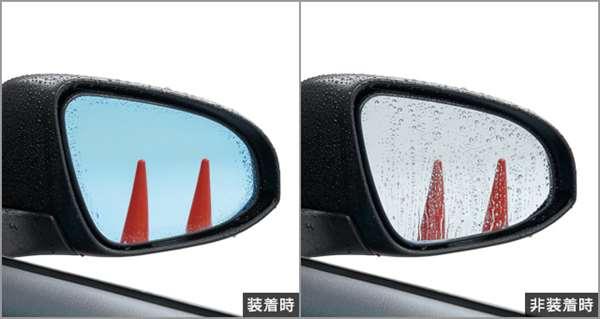 『パッソ』 純正 M700A M710A レインクリアリングブルーミラー パーツ トヨタ純正部品 passo オプション アクセサリー 用品