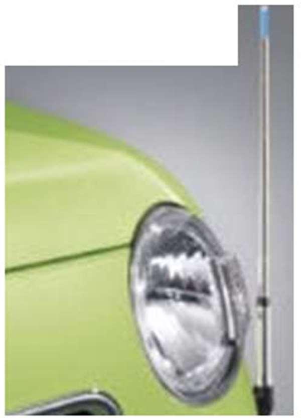 『ミラココア』 純正 L675S コーナーコントロール(手動伸縮式) パーツ ダイハツ純正部品 フェンダーポール フェンダーライト miracocoa オプション アクセサリー 用品