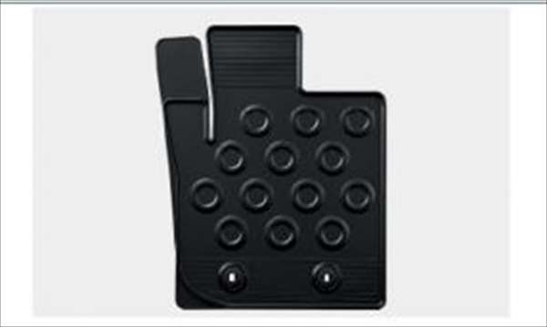 『ミラココア』 純正 L675S ラバーマット(縁高) パーツ ダイハツ純正部品 ゴムマット フロアマット miracocoa オプション アクセサリー 用品