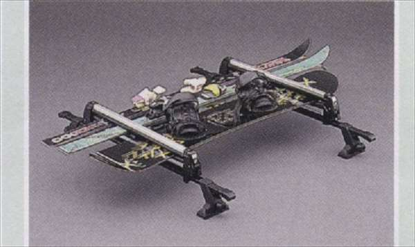 『ラパン』 純正 HE22S スキー&スノーボードアタッチメント パーツ スズキ純正部品 キャリア別売り lapin オプション アクセサリー 用品