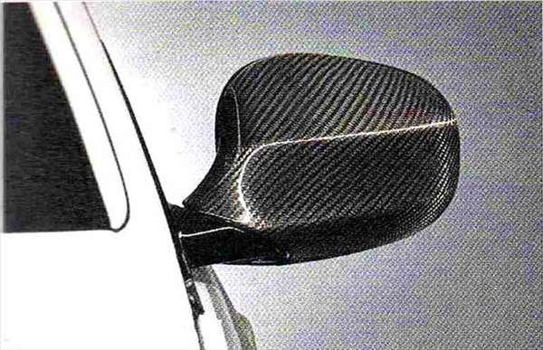 3 パーツ BMWPerformanceカーボン・ミラーカバー ~2008.9(M3を除く) BMW純正部品 LBA ABA オプション アクセサリー 用品 純正 ミラー 送料無料