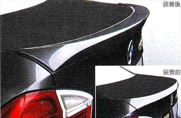 3 パーツ リヤ・トランク・スポイラー・キット ※セダンのみ(M3を除く) BMW純正部品 LBA ABA オプション アクセサリー 用品 純正 エアロ