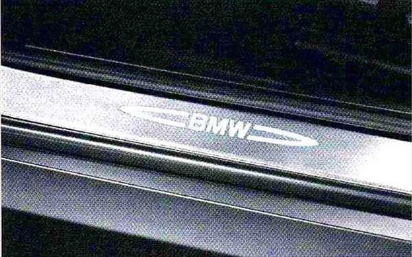 3 パーツ エントランス・カバー・セット BMW純正部品 LBA ABA オプション アクセサリー 用品 純正 カバー