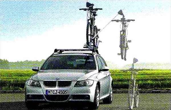 3 パーツ バイシクル・リフト(1台用) BMW純正部品 LBA ABA オプション アクセサリー 用品 純正