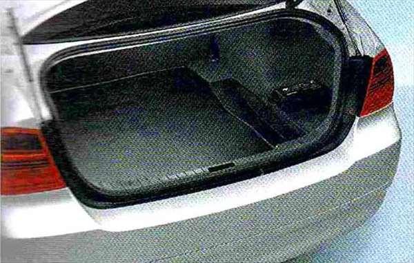 3 パーツ ラゲージ・ルーム・マット(セダン用) BMW純正部品 LBA ABA オプション アクセサリー 用品 純正 マット