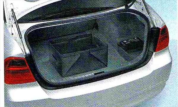 3 パーツ ラゲージ・コンパートメント・ボックス サイズ:44×23×22(cm) BMW純正部品 LBA ABA オプション アクセサリー 用品 純正