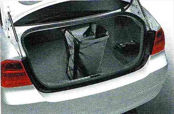 3 パーツ バッグ/バッグ・ホルダーのバッグのみ※ホルダーは別売り BMW純正部品 LBA ABA オプション アクセサリー 用品 純正