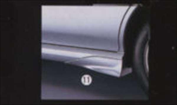 『インプレッサ』 純正 GD2 GD3 GD9 GG2 GG3 GG9 サイドストレーキ パーツ スバル純正部品 impreza オプション アクセサリー 用品