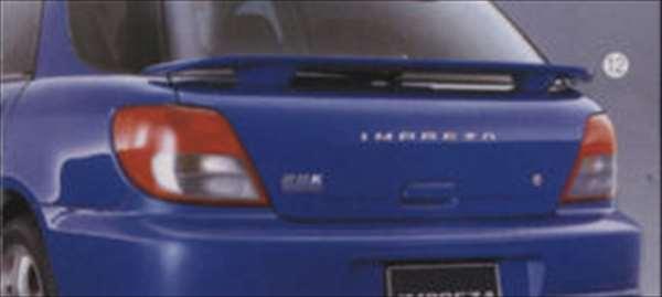 『インプレッサ』 純正 GD2 GD3 GD9 GG2 GG3 GG9 ウエストスポラー パーツ スバル純正部品 impreza オプション アクセサリー 用品