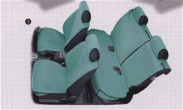 『インプレッサ』 純正 GD2 GD3 GD9 GG2 GG3 GG9 オールウエザーシートカバー フロント用 1脚分 パーツ スバル純正部品 座席カバー 汚れ シート保護 impreza オプション アクセサリー 用品